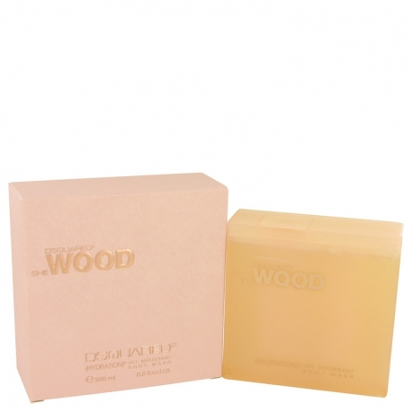 Dsquared² She Wood Shower Gel