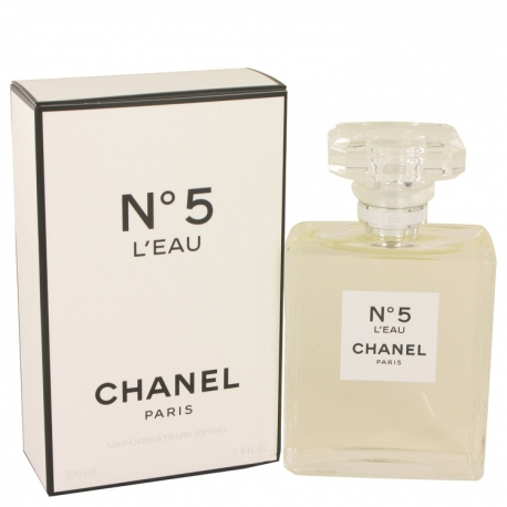 Chanel No 5 L'eau Eau De Toilette Spray