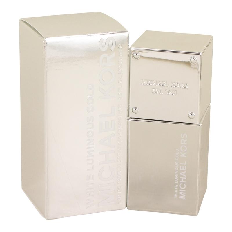 michael kors michael kors white luminous gold eau de parfum spray. Black Bedroom Furniture Sets. Home Design Ideas