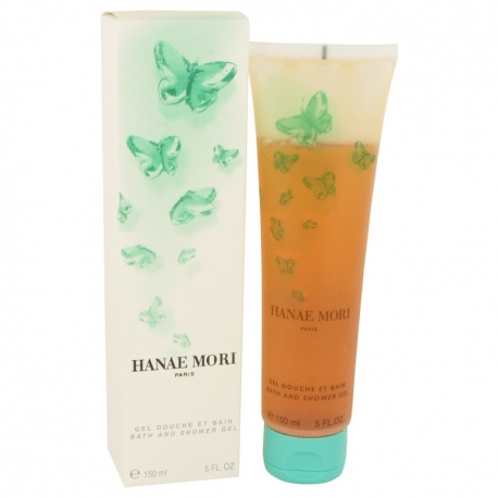Hanae Mori Butterfly 20th Anniversary Shower Gel
