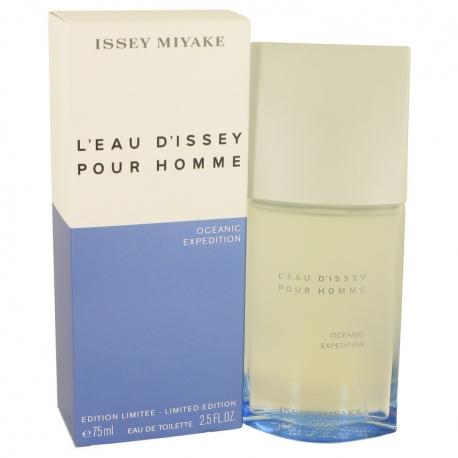 Issey Miyake L'eau D'issey Pour Homme Oceanic Expedition Eau De Toilette Spray