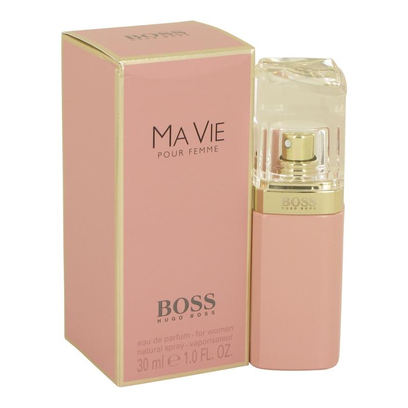 Hugo Boss Boss Ma Vie Pour Femme Eau De Parfum Spray