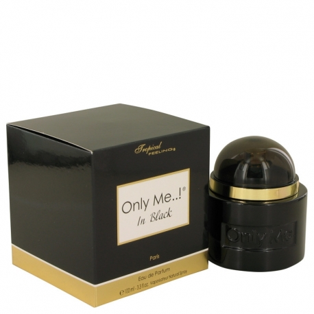 Yves de Sistelle Only Me Black Eau De Parfum Spray