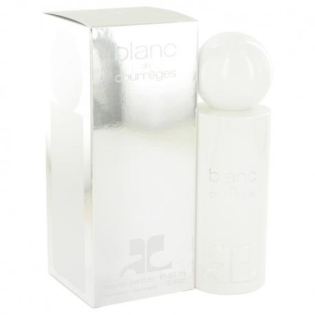 Courreges Blanc De Courreges Eau De Parfum Spray (New Packaging)