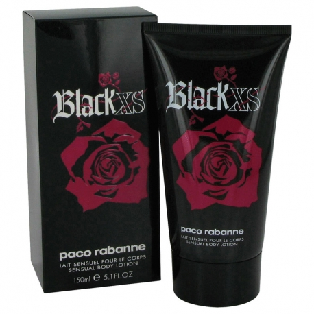 Paco Rabanne Black Xs For Her Body Lotion