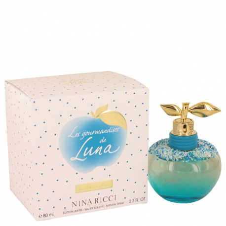 Nina Ricci Les Gourmandises De Lune Eau De Toilette Spray