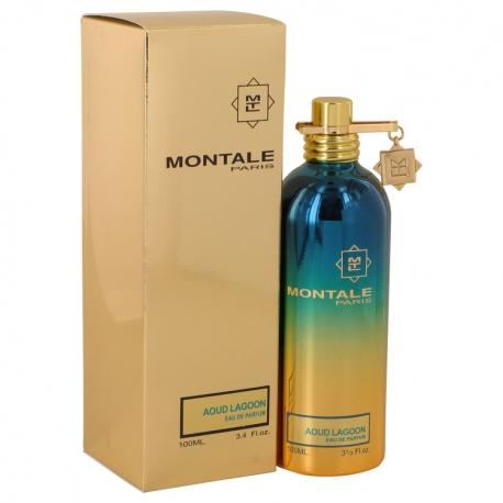 Montale Montale Aoud Lagoon Eau De Parfum Spray (Unisex)