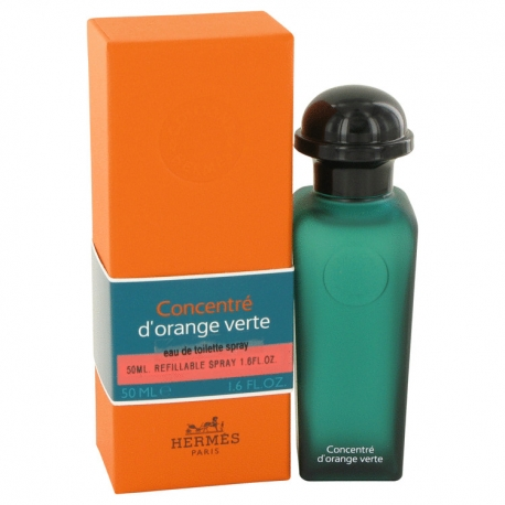 Hermès Concentre D`orange Verte Eau De Toilette Spray Concentree Refillable (unisex)