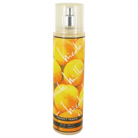 Nicole Miller Nicole Miller Perfect Peach Hand & Body Cream