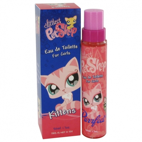 Marmol & Son Littlest Pet Shop Kittens Eau De Toilette Spray
