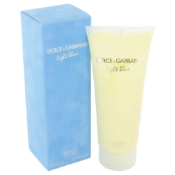 Dolce & Gabbana D&g Light Blue Body Gel