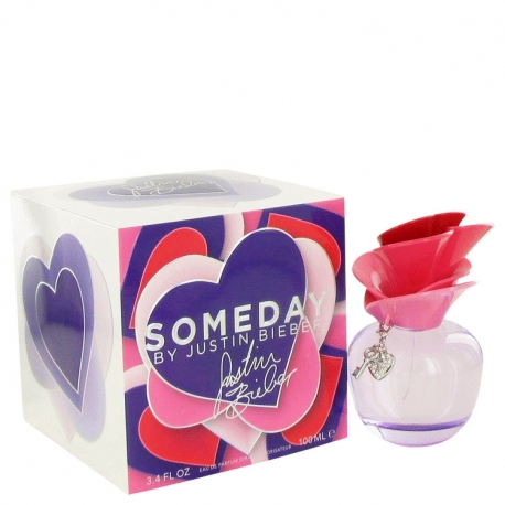 Justin Bieber Someday Mini EDP Spray