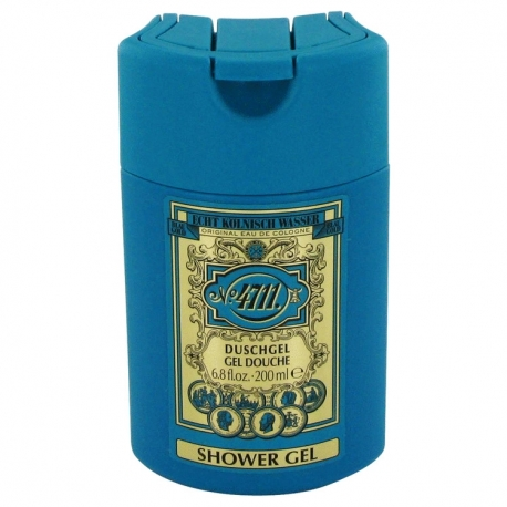 Muelhens 4711 Lemon Shower Gel (Unisex)