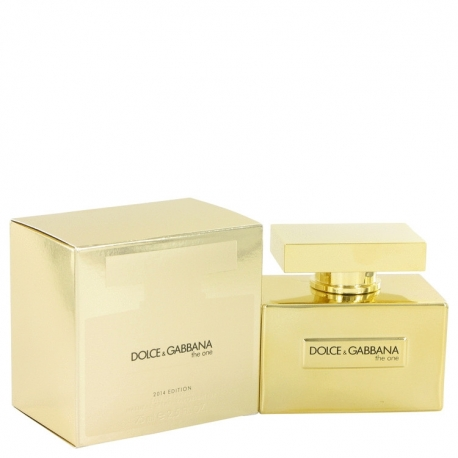 Dolce & Gabbana The One Eau De Parfum Spray (Gold Limited Edition)