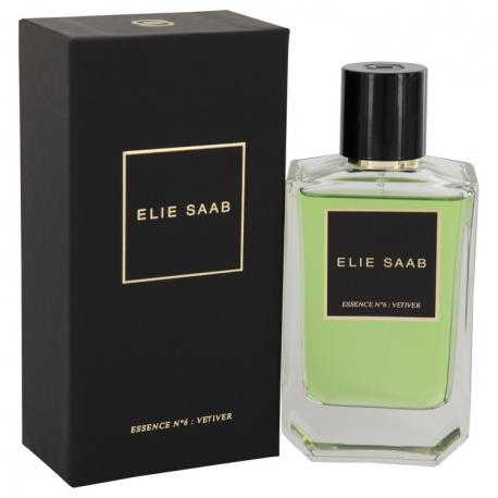 Elie Saab Essence No 6 Vetiver Eau De Parfum Spray