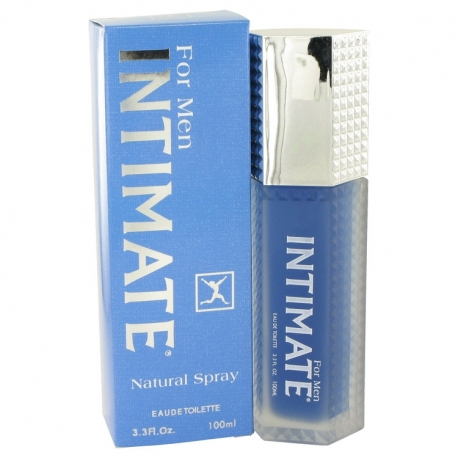 Jean Philippe Intimate Blue Eau De Toilette Spray
