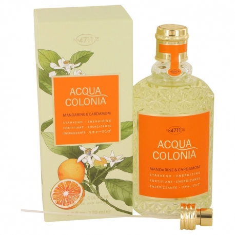 Maurer & Wirtz 4711 Acqua Colonia Mandarine & Cardamom Body Lotion Body Lotion