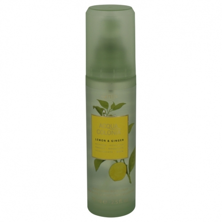 Maurer & Wirtz 4711 ACQUA COLONIA Lemon & Ginger Body Spray