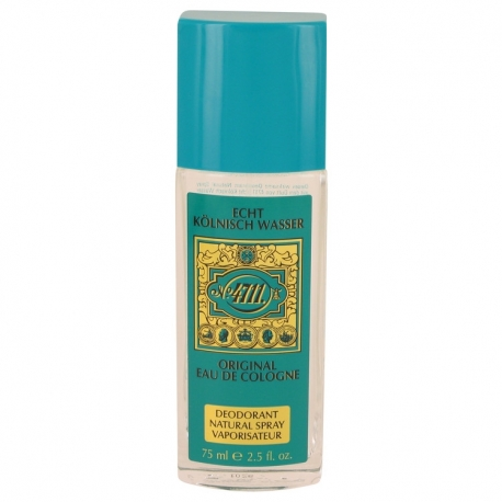 Muelhens 4711 Lemon Deodorant Spray (Unisex)