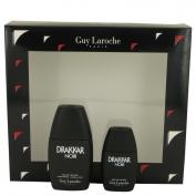 Guy Laroche Drakkar Noir Gift Set 1 oz Eau De Toilette Spray + .5 oz Mini EDT