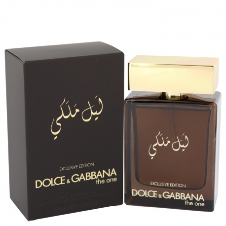 Dolce & Gabbana The One Royal Night Gift Set 3.3 oz Eau De Parfcum Spray + 1 oz Eau De Toilette Spray