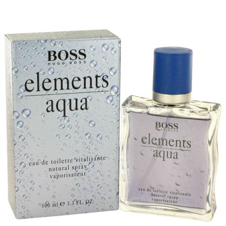 Hugo Boss AQUA ELEMENTS Eau De Toilette Spray