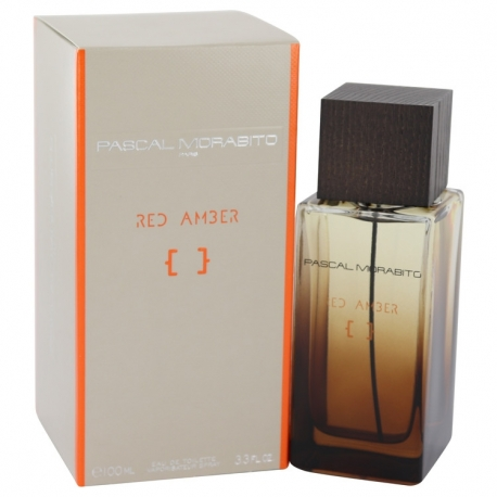 Pascal Morabito Red Amber Eau DE Toilette Spray