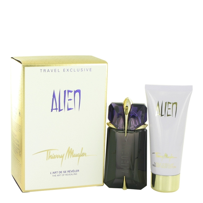 thierry mugler alien gift set 2 oz eau de parfum spray. Black Bedroom Furniture Sets. Home Design Ideas