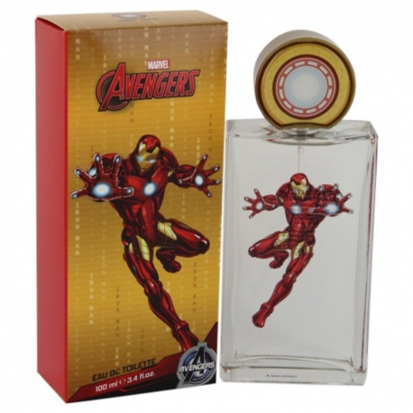 Marvel Iron Man Avengers Eau De Toilette Spray