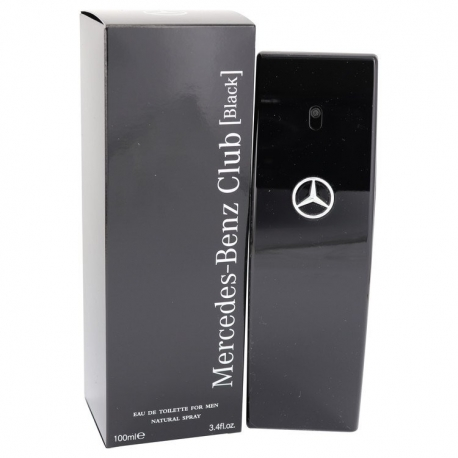 Mercedes Benz Mercedes Benz Club Black Eau De Toilette Spray