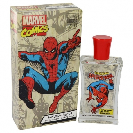 Corsair Spidey Sense Marvel Comics Eau De Toilette Spray