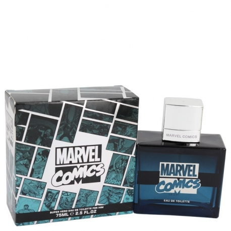 Marvel Marvel Comics Super Hero Eau De Toilette Spray