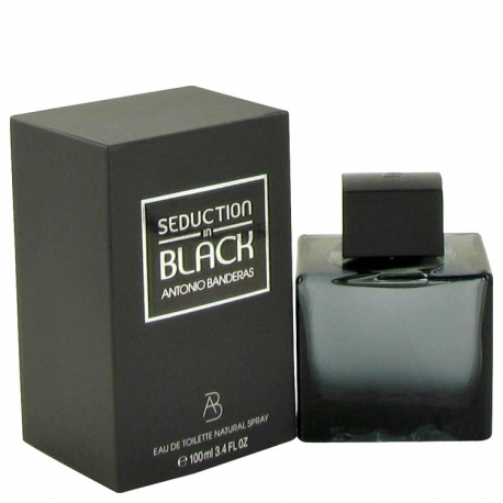 Antonio Banderas Seduction In Black After Shave Balm