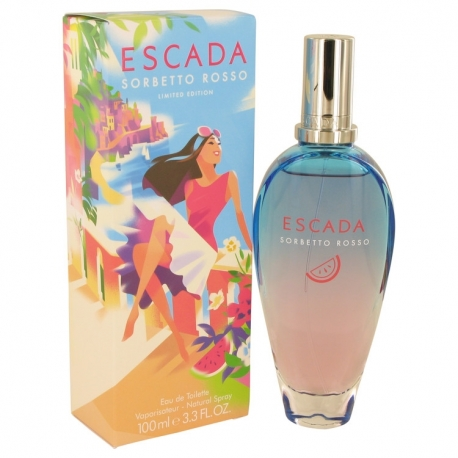 Escada Escada Sorbetto Rosso Eau De Toilette Spray