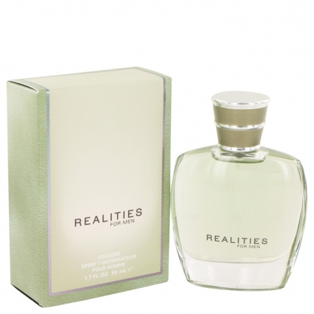 Liz Claiborne Realities For Men Cologne Spray