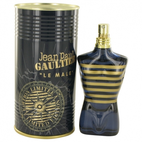 Jean Paul Gaultier Le Male Edition Collector Eau De Toilette Spray (Collector Edition Bottle)