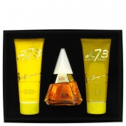 Fred Hayman 273 Rodeo Drive Gift Set 75 ml Eau De Purfum Spray + 200 ml Body Lotion + 200 ml Shower Gel + Mirror