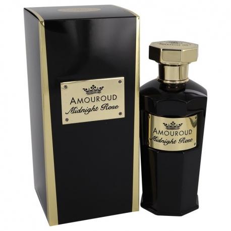Amouroud Midnight Rose Eau De Parfum Spray (Unisex)