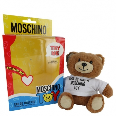 Moschino Moschino Toy Eau De Parfum Spray