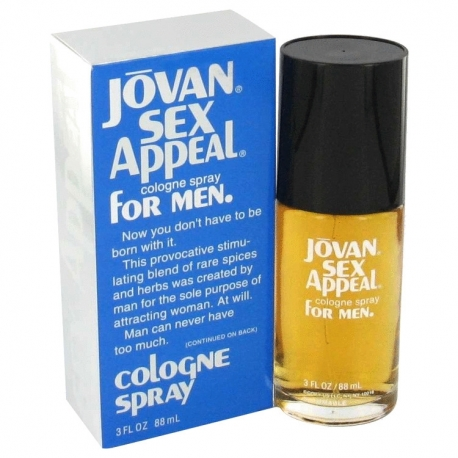 Jovan Sex Appeal For Men After Shave / Cologne