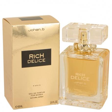 Johan B Rich Delice Eau De Parfum Spray