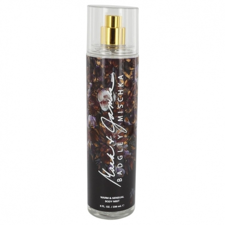 Badgley Mischka Mark & James Warm and Sensual Body Mist