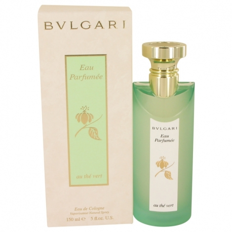 Bvlgari Eau Parfumee Au The Vert Cologne Spray (Unisex)