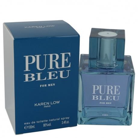 Karen Low Pure Bleu Eau De Taoilette Spray
