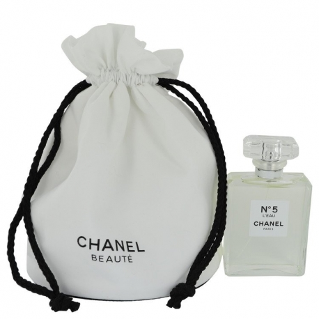 Chanel No 5 L'eau Eau De Toilette Spray in Bag