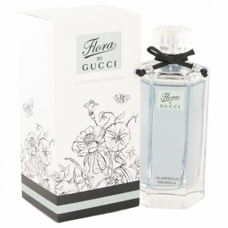 Gucci Flora Glamorous Magnolia Eau De Toilette Spray