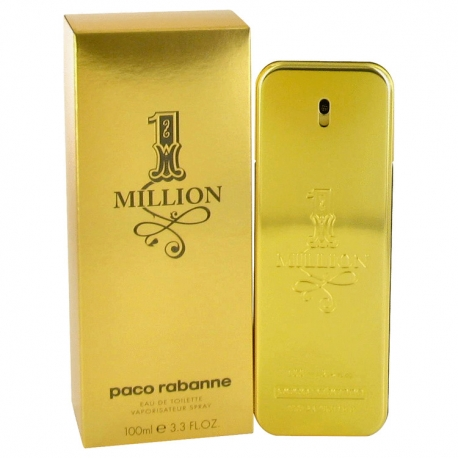 Paco Rabanne 1 Million Gift set Travel Mini Set Includes 1 Million, 1 Million Prive, Invictus, Invictus Intense and Pure XS
