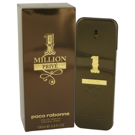 Paco Rabanne 1 Million Prive Gift Set Travel Mini Set Includes 1 Million, 1 Million Prive, Invictus, Invictus Intense and