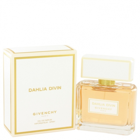 Givenchy Dahlia Divin Gift Set 1.7 oz Eau De Parfum Spray + 3.3 oz Skin Dew Body Lotion