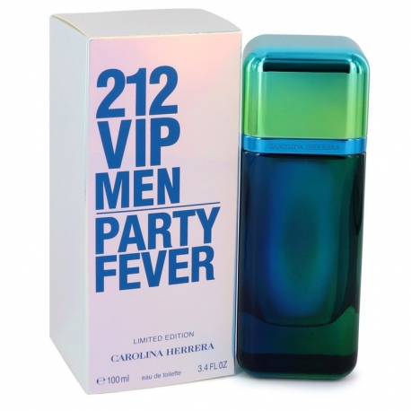 Carolina Herrera 212 Party Fever Eau De Toilette Spray (Limited Edition)